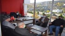 AK Parti'den MHP 'ye Hayırlı olsun Ziyareti
