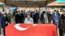 Piyade Astsubay Çavuş Murat Arslan Dualarla Son Yolculuğuna Uğurlandı
