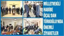 ÖÇAL''BİZ BİRBİRİMİZE RAKİP DEĞİL,REFİĞİZ''