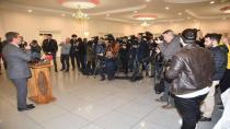 Başkan Okumuş''Türkoğlu ilçemizin,şehrimizin ve milletimizin gözü ve kulağıdır''