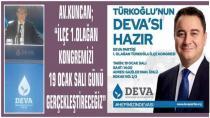 DEVA PARTİSİ TÜRKOĞLU İLÇE KONGRESİ 19 OCAK'TA
