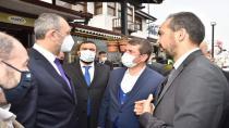 Bakan Gül'den ilçemize Adalet Sarayı Müjdesi